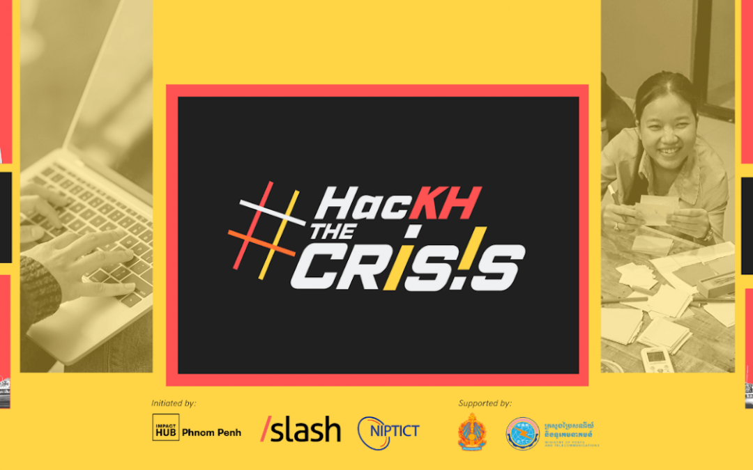 Hackathon launched in Cambodia to find solutions to COVID-19, called #HacKHthecrisis